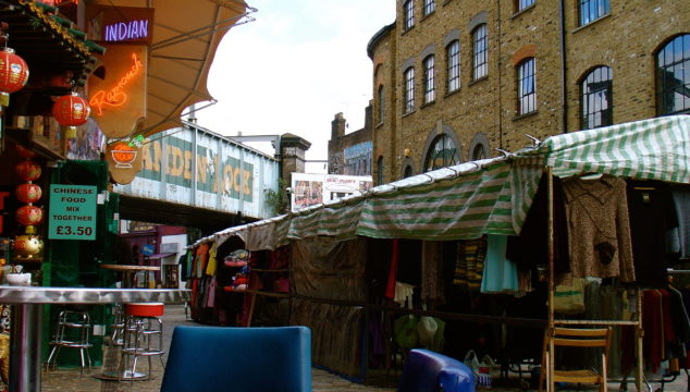 Top Ten London: Top 10 Things to See and do in Camden Town