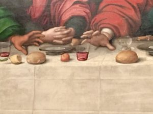 New Royal Academy - The Last Supper