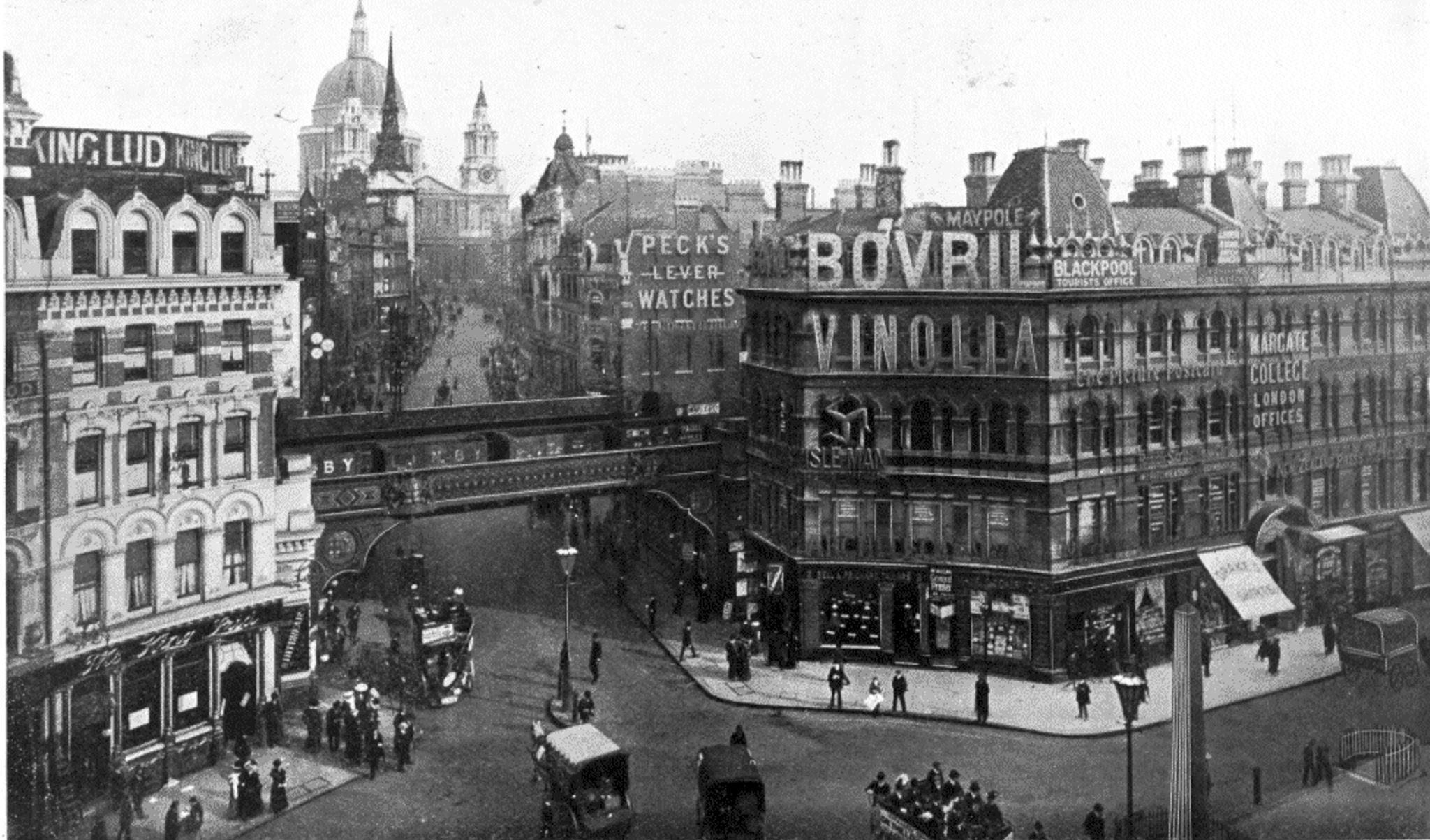 How London Changed During the Victorian Period