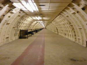 Laura's London: Exploring Clapham South Subterranean Shelter – Hidden London – From the Blitz to the Windrush