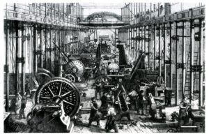London and the Industrial Revolution