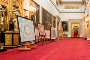 Exhibition Alert: Laura Visits the 2018 Summer Opening of Buckingham Palace – Prince Charles's Favorites in the Royal Collection