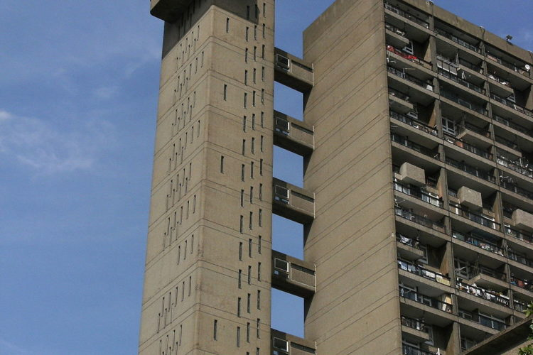 Built London: Brutalist Architecture in London