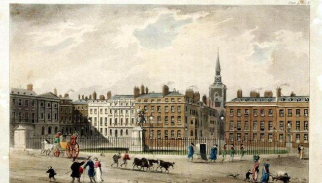 The Regency Period in London