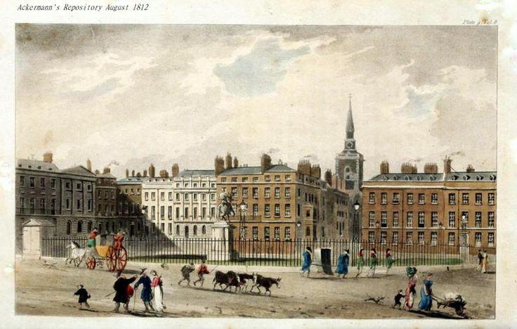The Regency Period in London