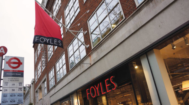 London Bookshop Dreams: Adventures in Buying More Books Than My Luggage Can Carry