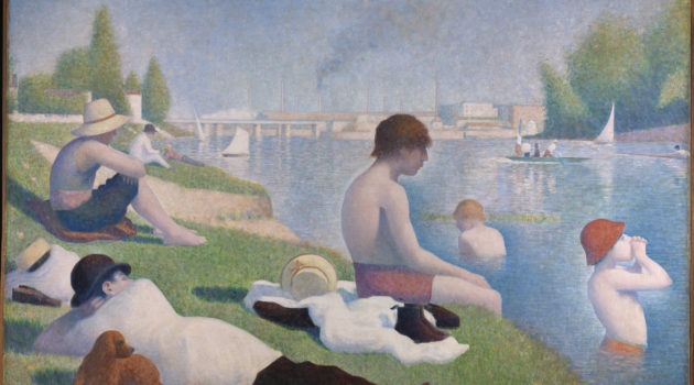 Laura's London: A Look at the Courtauld Impressionists at The National Gallery – From Manet to Cézanne