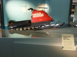 National Maritime Museum - Polar Worlds