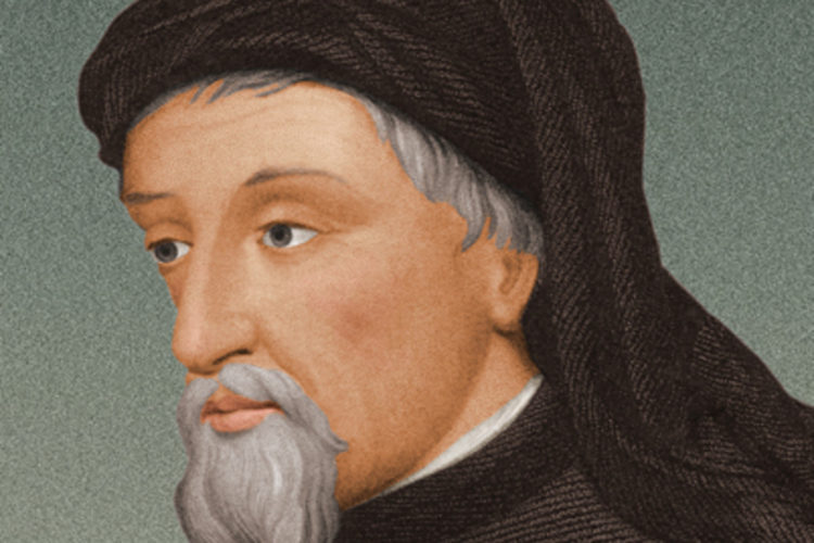 Great Londoners – Geoffrey Chaucer