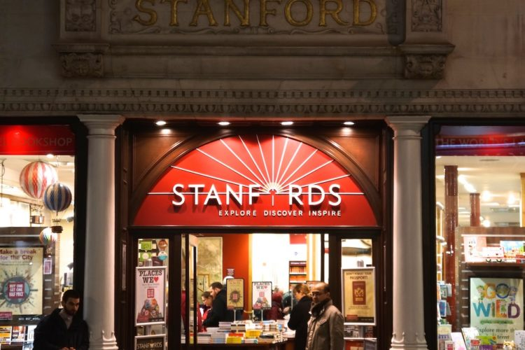 Stanfords, My Favorite Bookstore in London, Is Moving From its Iconic Current Location after More than a Century