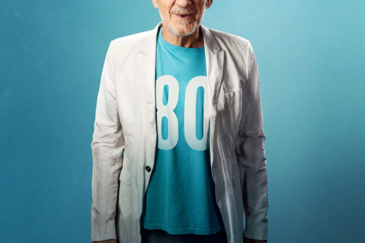Ian McKellan To Go On Tour For His 80th Birthday – Tolkien, Shakespeare, others