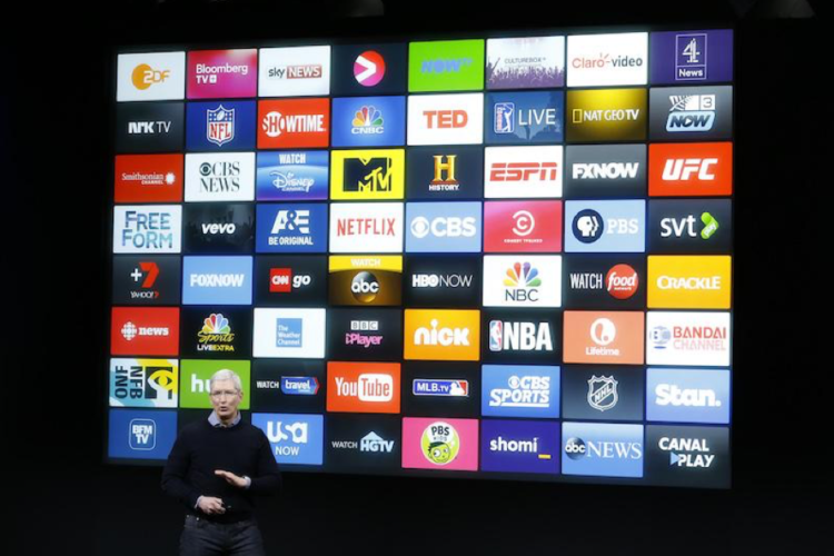 2018: The Year TV Went Online
