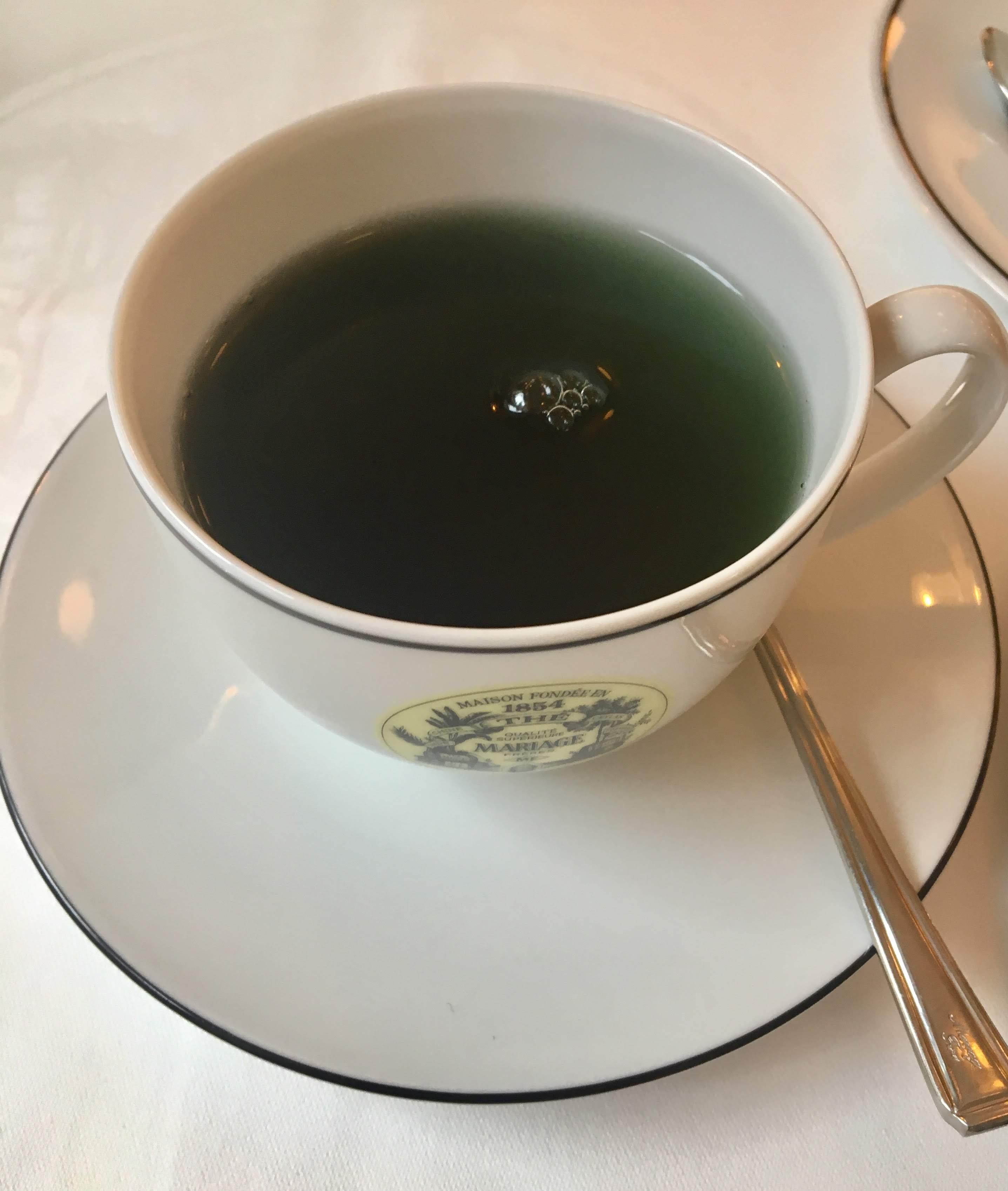 Mariage Frères - Opera Blue tea