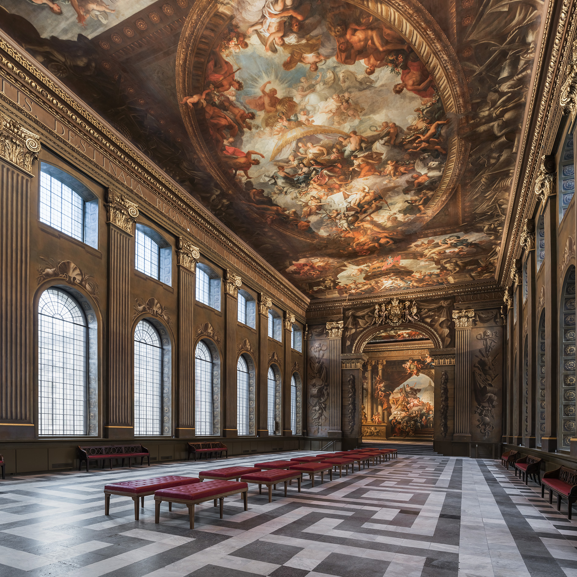 Painted Hall