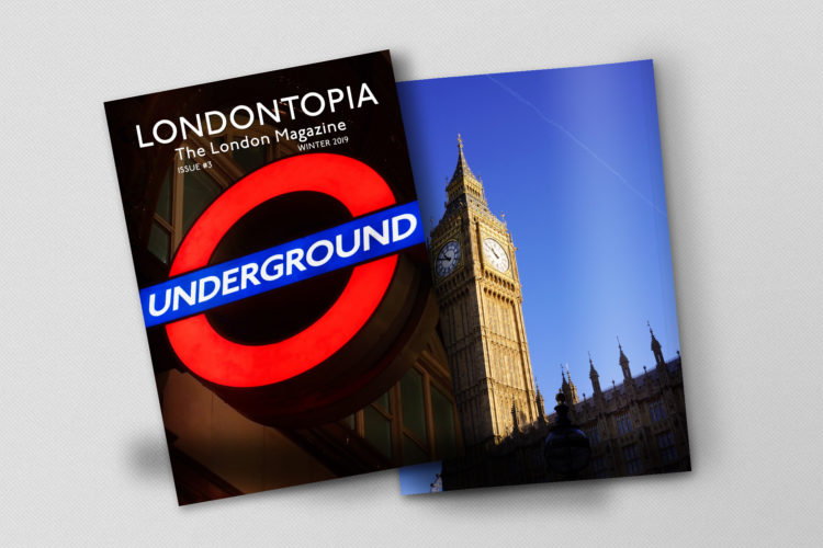 Unveiling Issue #3 of the Londontopia Magazine – Please Reserve Your Copy Now!