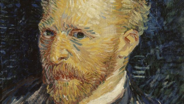 Vincent van Gogh - Self-portrait 1887