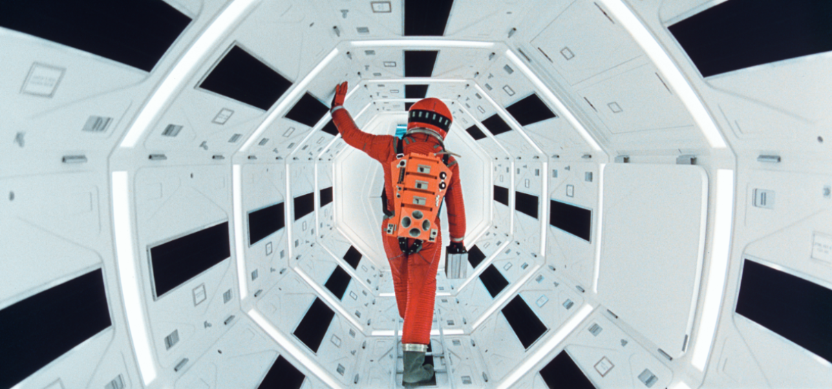 2001: A Space Odyssey, directed by Stanley Kubrick (1965–68; GB/United States). Still image. © Warner Bros. Entertainment Inc