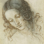Leonardo da Vinci, The head of Leda, c.1505-8.