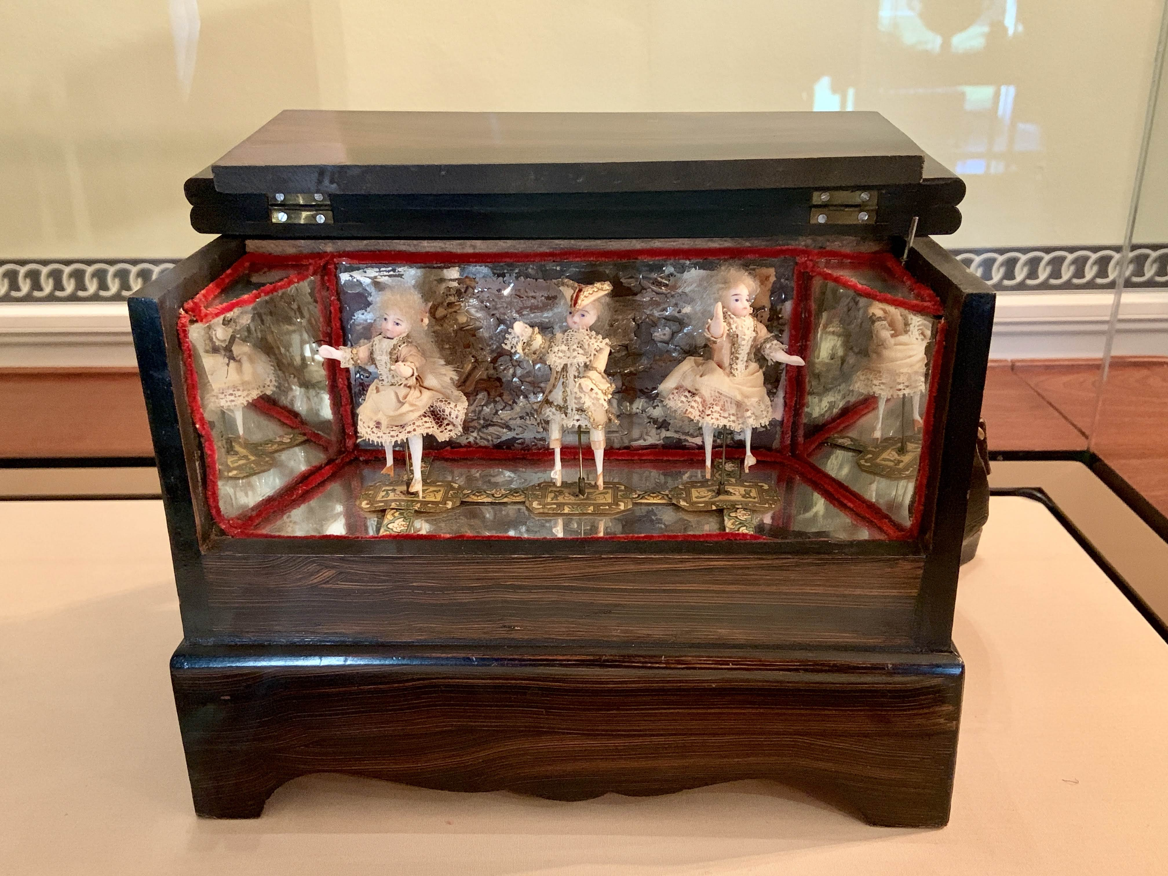 Kensington Palace - Marie Taglioni doll