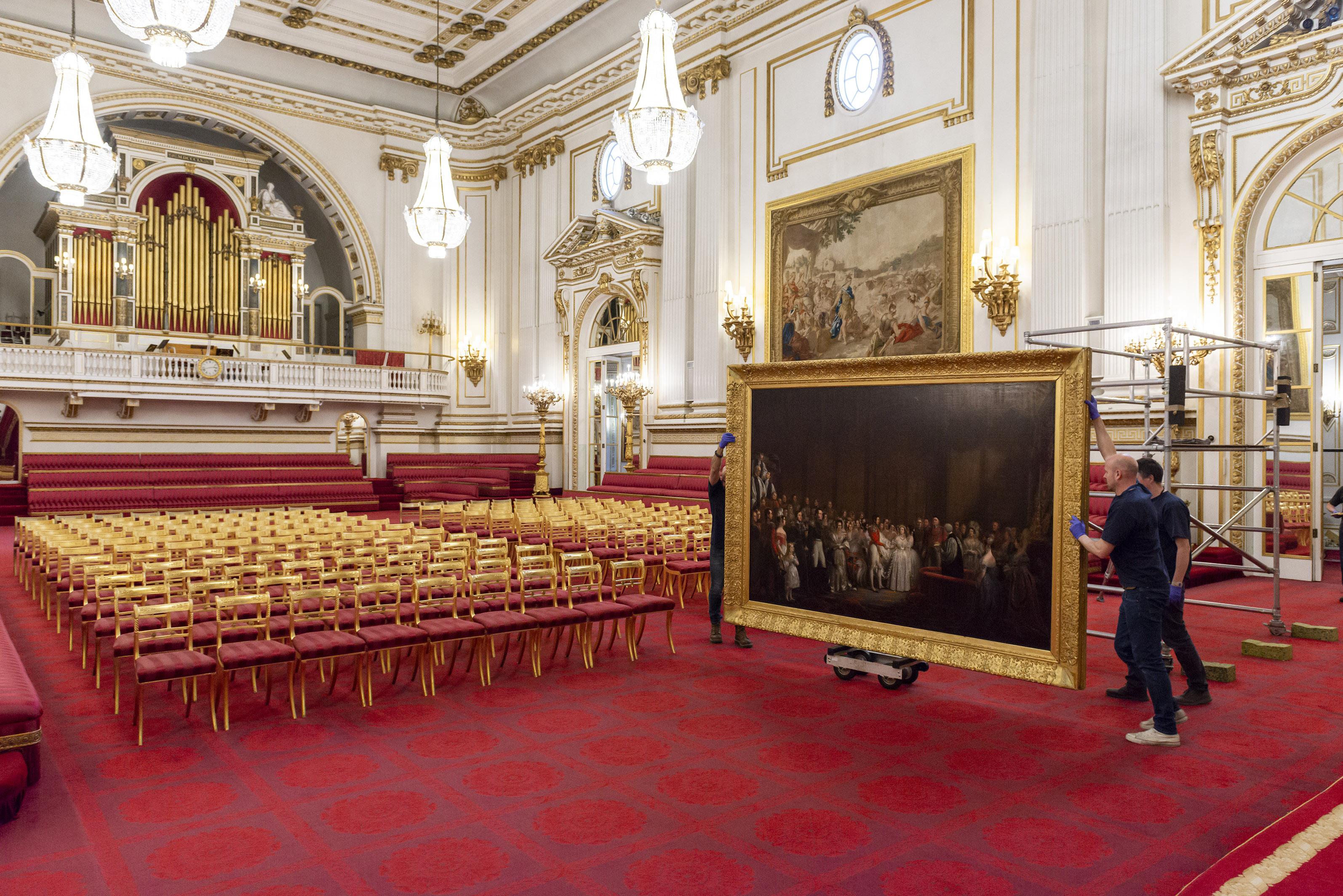 inside buckingham palace documentary - HD3189×2128