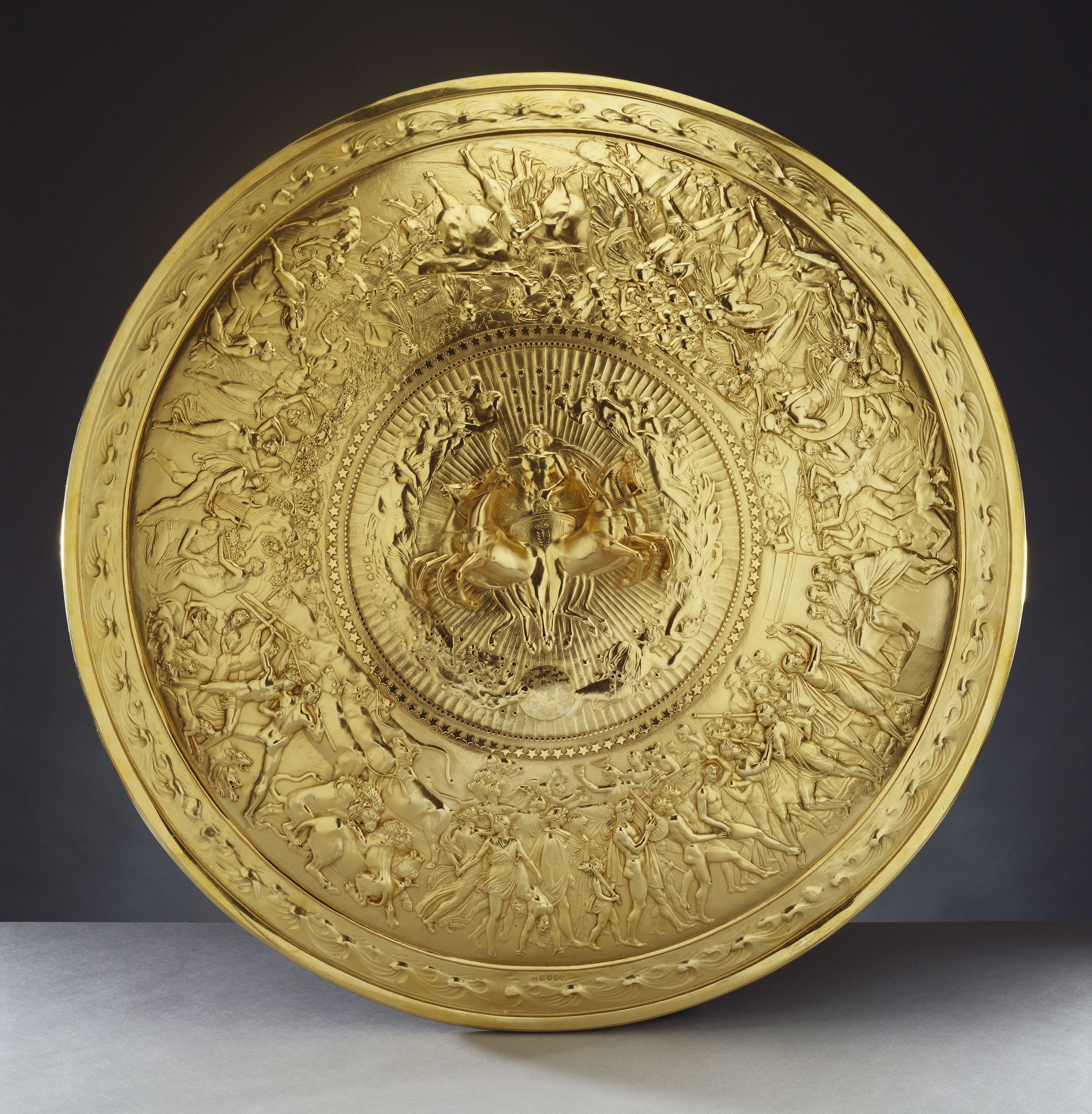 Philip Rundell, Shield of Achilles, 1821
