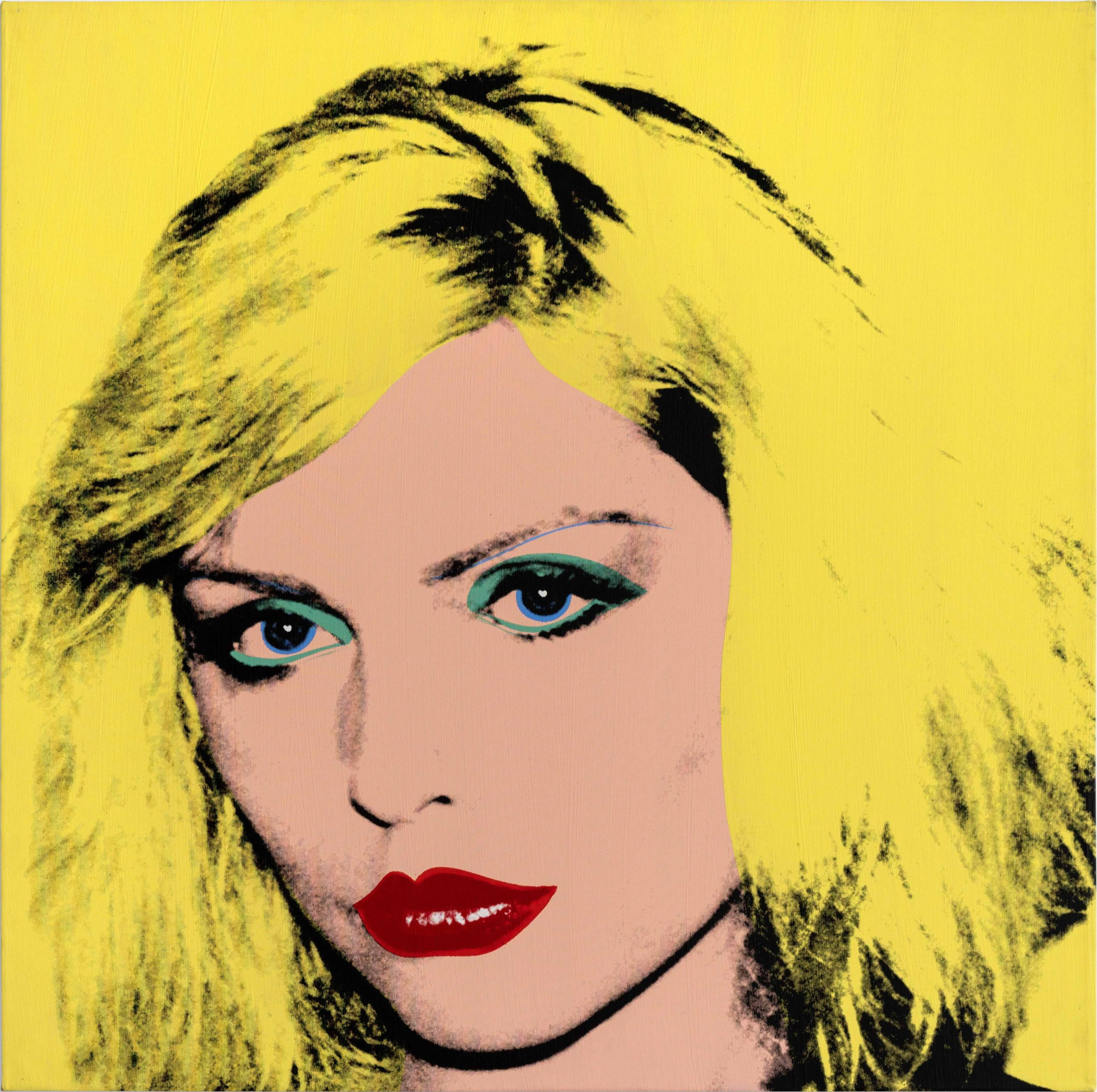 Andy Warhol - Debbie Harry 1980