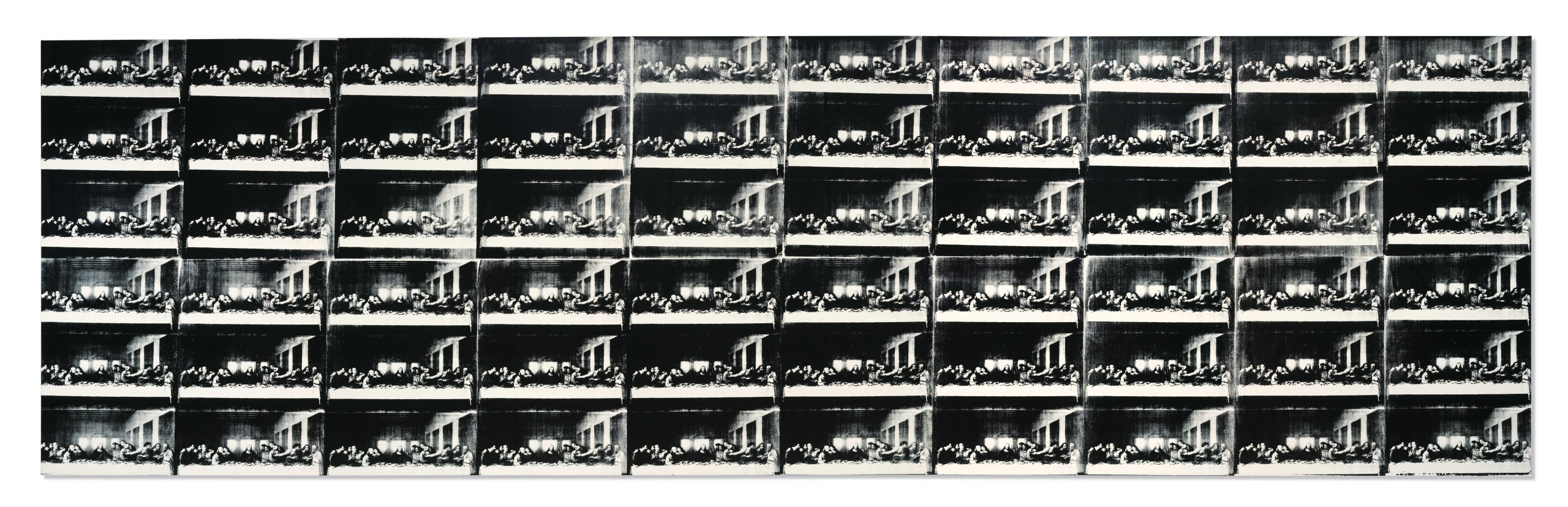 Andy Warhol - Sixty Last Suppers