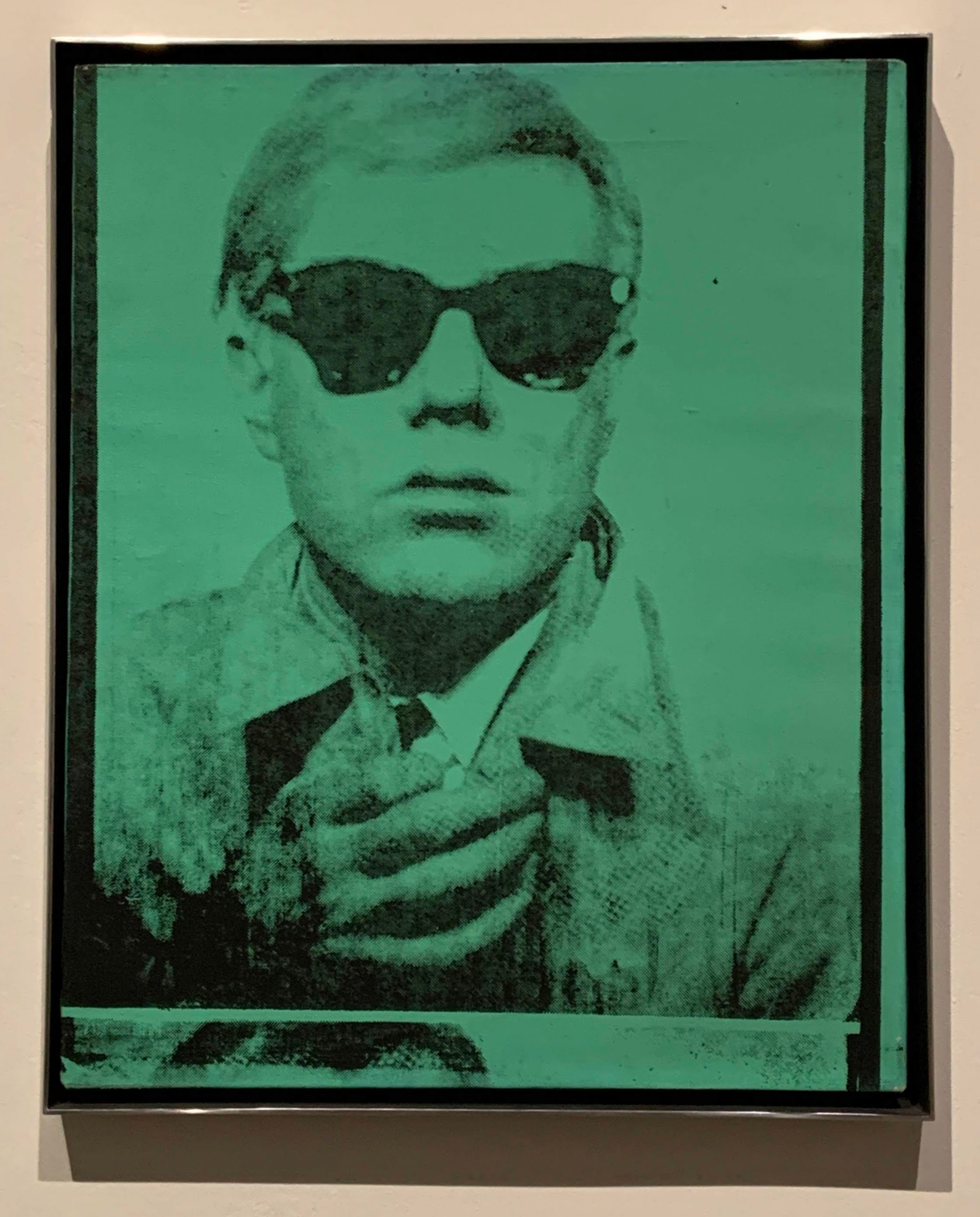 Andy Warhol - Self-Portrait 1964