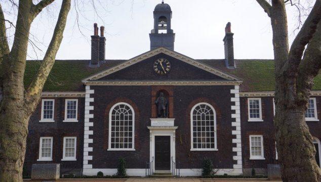 Geffrye Museum London