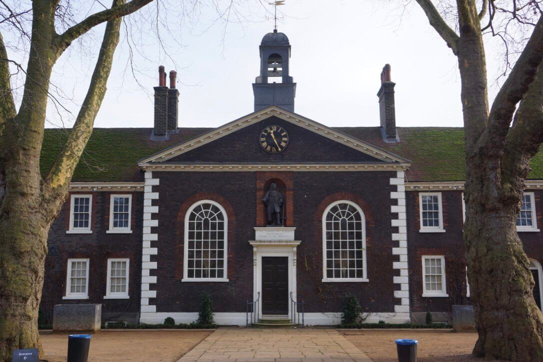 Geffrye Museum London