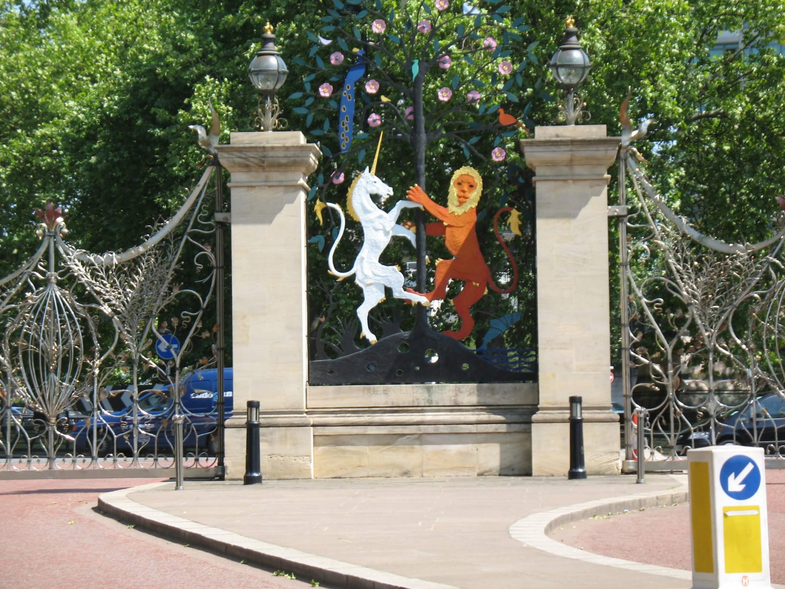 Queen Mother's Gate